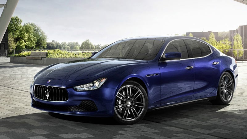 2017 Maserati Ghibli In Raleigh Nc Maserati Of Raleigh