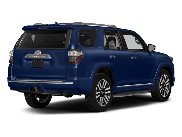 2017 Toyota 4runner Limited 4wd In Raleigh Nc Maserati Of