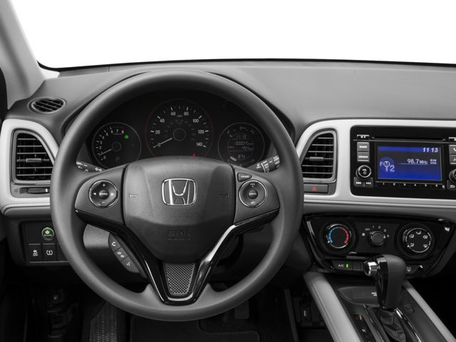 2016 Honda Hr V 2wd 4dr Cvt Lx In Raleigh Nc Maserati Of