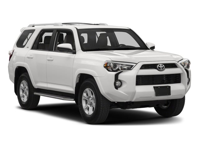 2017 Toyota 4runner Sr5 2wd In Raleigh Nc Maserati Of