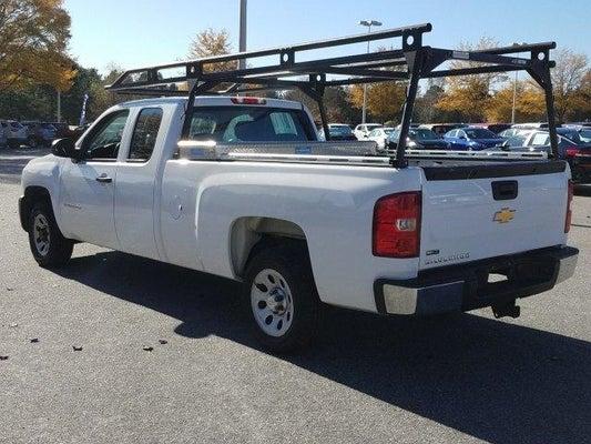 2011 Chevrolet Silverado 1500 Extended Cab >> 2011 Chevrolet Silverado 1500 2wd Ext Cab 157 5 Work Truck