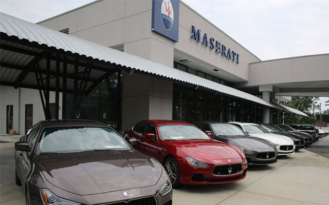 Used Car Dealerships Raleigh Nc >> Maserati Dealer In Raleigh Nc New Used Cars Suvs Cary Durham